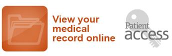Patient Access Medical Record